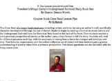 """9-Day Close Read Lesson plan of chapter book """"Freedom's Wi"""