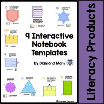 9 Interactive Notebook Templates