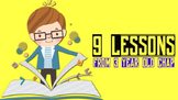 9 Lessons from a 3 Year Old Chap