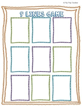 9 Lines Board FREE