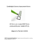 9 M/C Assessment Questions covering Florida standards SC.1.E.6.3