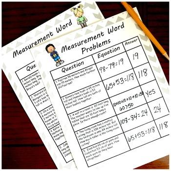 9 Measurement Activities