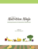 9-Minute Nutrition Ninja--Plums and Strawberries