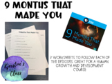 9 Months That Made You-3 Episodes Question Guide