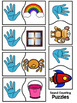 9 Phonemic Awareness Centers - Rhyme and Syllables and Counting Sounds BUNDLE