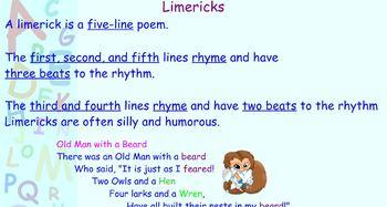 9 Poem Poetry Unit