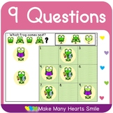9 Questions AB Patterns    MMHS23