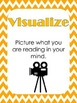 9 Reading Strategies Posters and Title Poster
