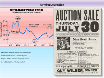 9. Roaring Twenties and Great Depression - Lesson 1 of 6 - Return to Normalcy