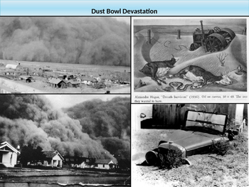 9. Roaring Twenties and Great Depression - Lesson 4 of 6 - Dust Bowl