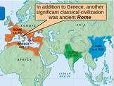 UNIT 2 LESSON 4. Roman Republic and Roman Empire POWERPOINT