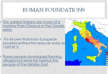 9. Rome, City-State to Empire