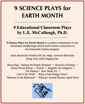 9 Science Plays for Earth Month