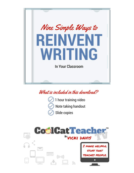 9 Simple Ways to Reinvent Writing in Your Classroom