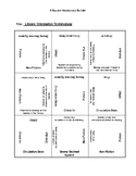 9 Square for Library Orientation