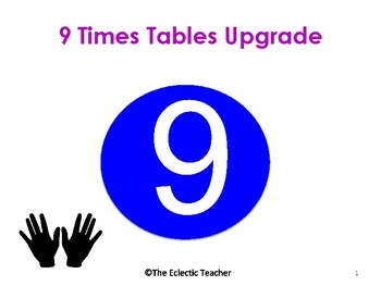 9 Times Tables Revamp