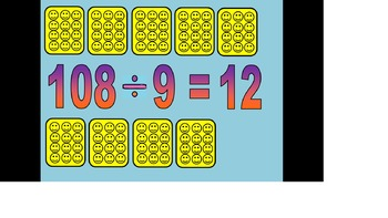 9 Times Tables and Division Package