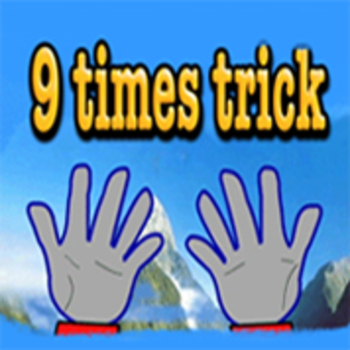 Multiplication Song- 9 times tables