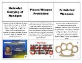 9 Vocabulary TX Penal Code Offenses Against Public Health- Law Enforcement I