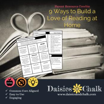 9 Ways to Build a Reader