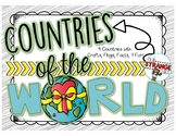 9 Week Countries Unit