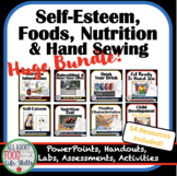 HUGE BUNDLE! It's All Here! FCS Curriculum with Activities, PP's & Labs! #1