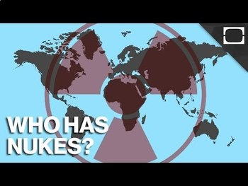 9 countries have nuclear weapons - why, how, when, etc.