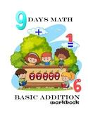 9 days Math basic Addition