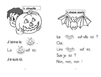 10) le-la-les- livret de lecture ENFANT C1 Mat. et 1ère
