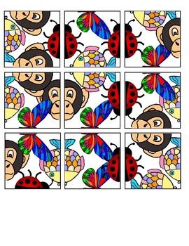 9 piece Puzzle