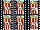 9's Multiplication File Folder Game- Popcorn