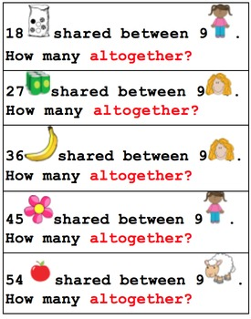 9's division number stories