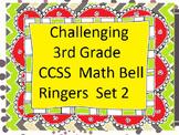 Math Bell Ringers Set 2