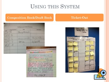 9 weeks of Writing Prompts - High Interest - Bell work, ticket out, journal etc