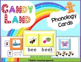 Speech Therapy PHONOLOGY Candy Land cards