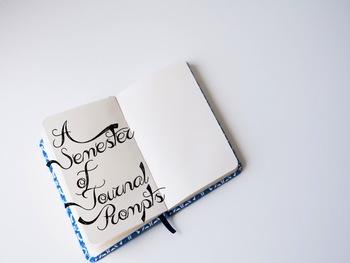 Journal Prompts (1 Semester)
