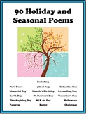 90 Holiday and Seasonal Poems