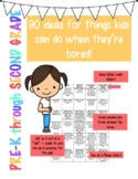 90 Ideas of Things to do at Home with Your Child