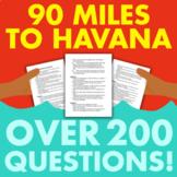 90 Miles to Havana by Enrique Flores-Galbis - Comprehensio