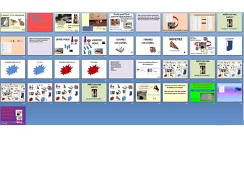 90% Target Language Lesson French Day 14-Classroom items a