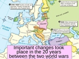 WORLD UNIT 12 LESSON 1. WWII#1: Between The World Wars POWERPOINT