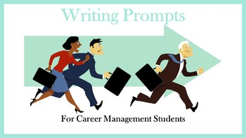 90 Writing Prompts for Career Management