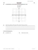 9043 - SYSTEMS of LINEAR EQUATIONS - Substitution