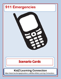 Calling 911: Decision/Task Cards