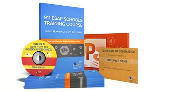 911 Emergency Services Awareness Project (ESAP) School Training Toolkit