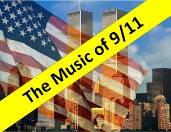 List of songs about the September 11 attacks
