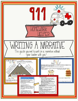 911 Narrative Homework Helper