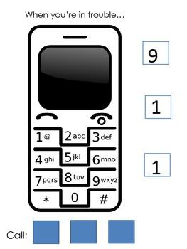 911 Practice Phone
