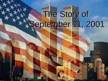 9/11 The Events of September 11th