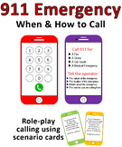 911 Emergency - When and How to Call - Life Skills